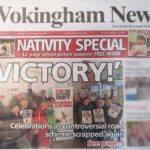 News of our victory!