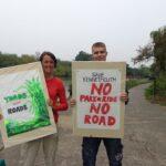 """""""Toads Not Roads!"""""""