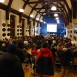Great attendance at the public debate